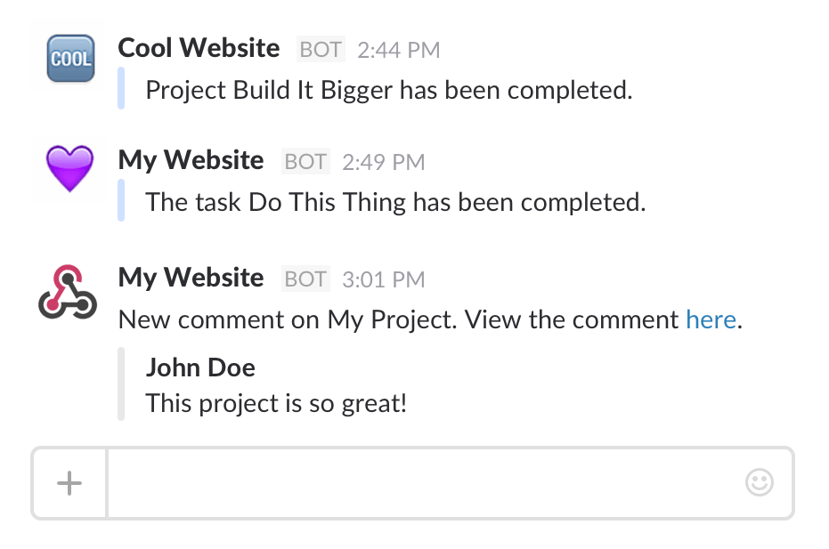 project-panorama-slack-messages