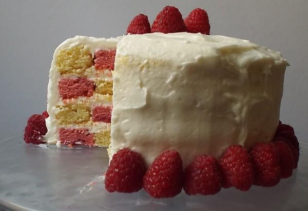 Surprise Inside Cake