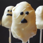 Spooky And So Easy Ghost Cake Pops