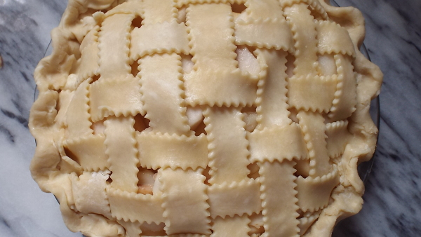 How To Make A Lattice Crust