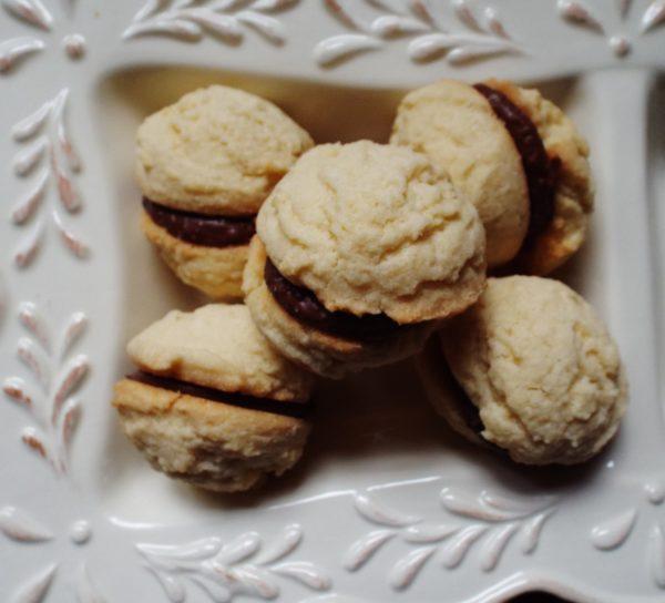 Salt Butter Cookies