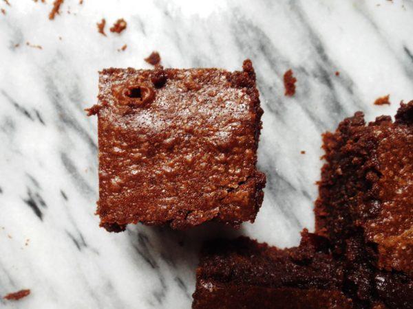 Cherry Walnut Brownies