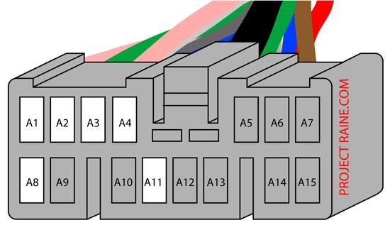 Pioneer Radio Wiring Colours Wiring Diagram – Pioneer Cd Player Wiring Diagram