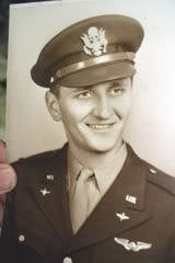 2nd Lt Frank Arhar found by Project Recover and BentProp Project