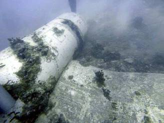 The Corsair from a new angle, palau