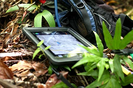 jungle proof ipad