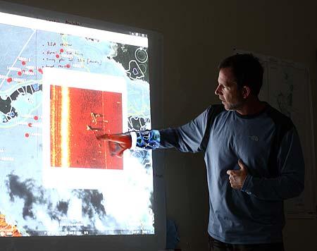 sonar briefing