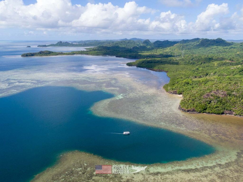 MIA Family Travels to Palau with Project Recover. Photos by: Harry Parker Photography