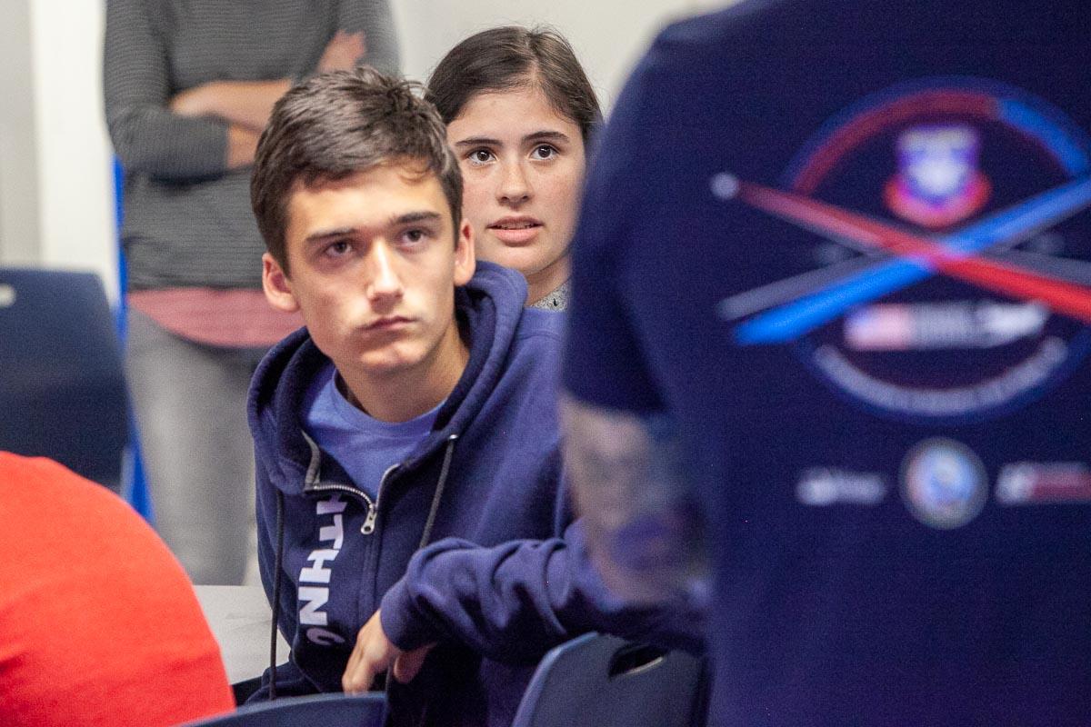 Focused Students