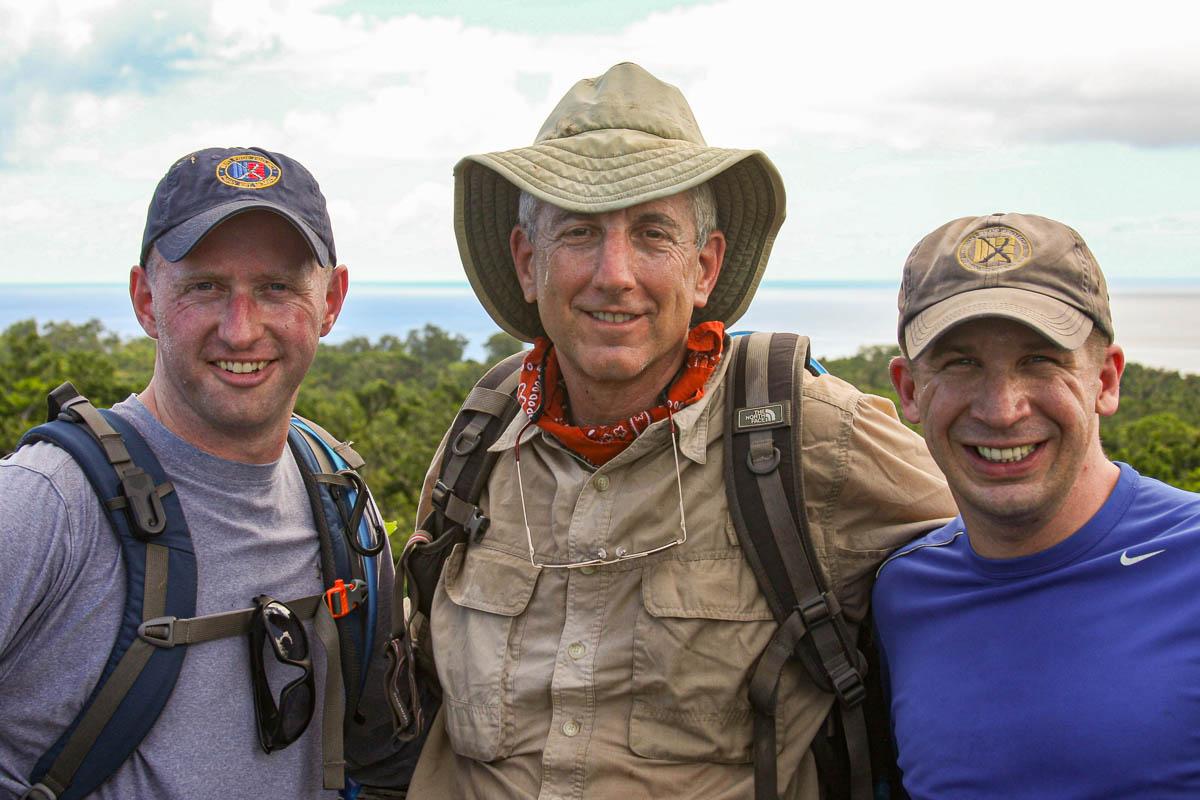 Flip Colmer on Mission Palau