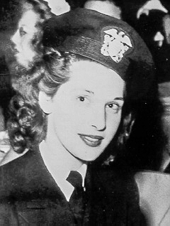 Lt. Esther Louise Hilton USN