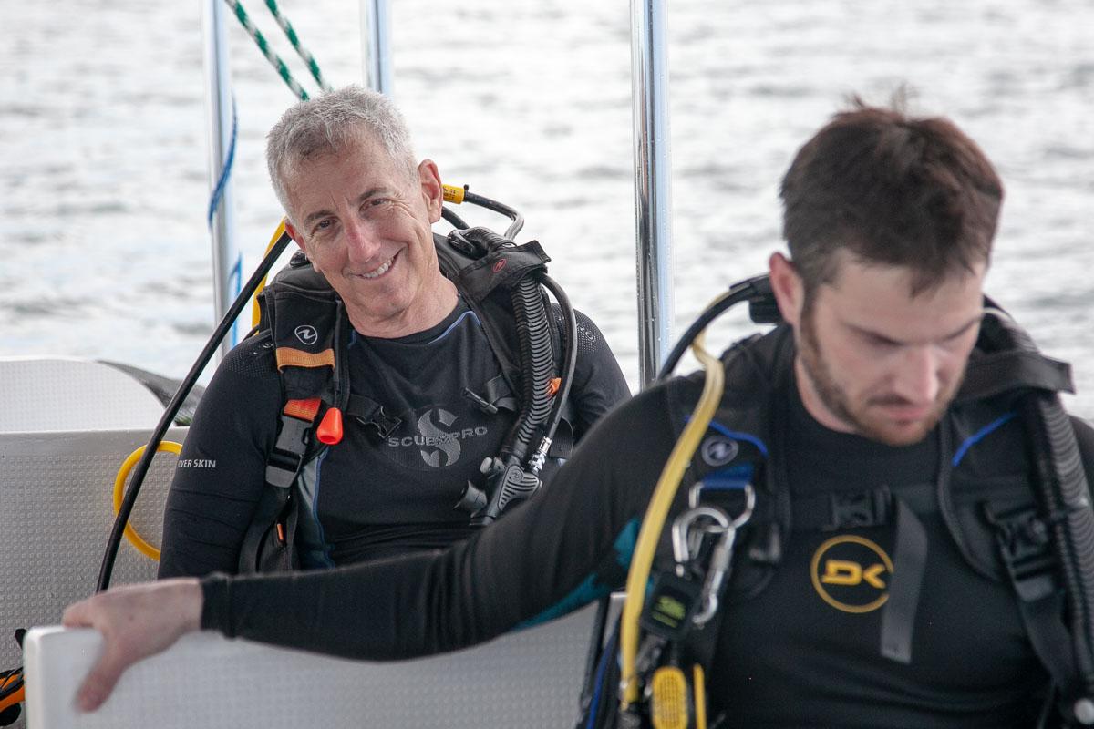 Flip Colmer Dive Mentor