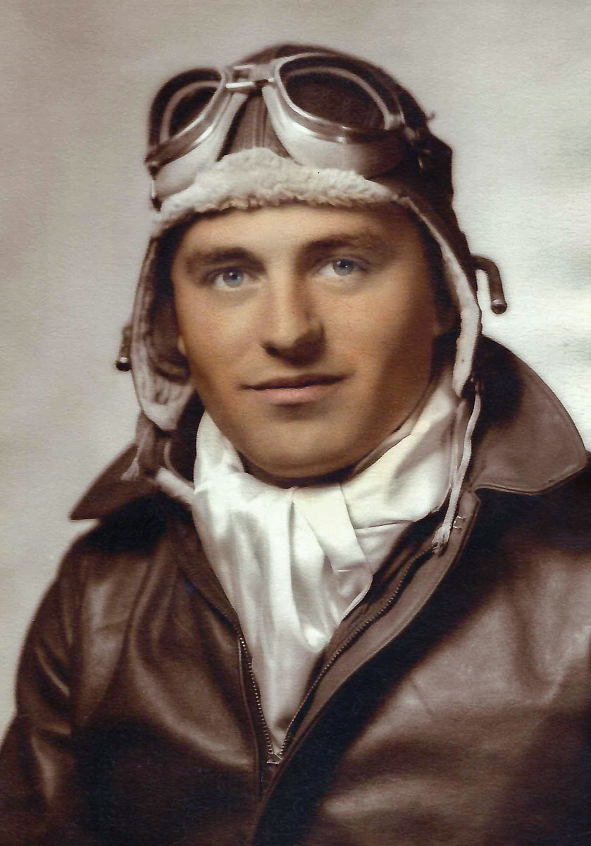 1st LT Robert N. Gage Aviator