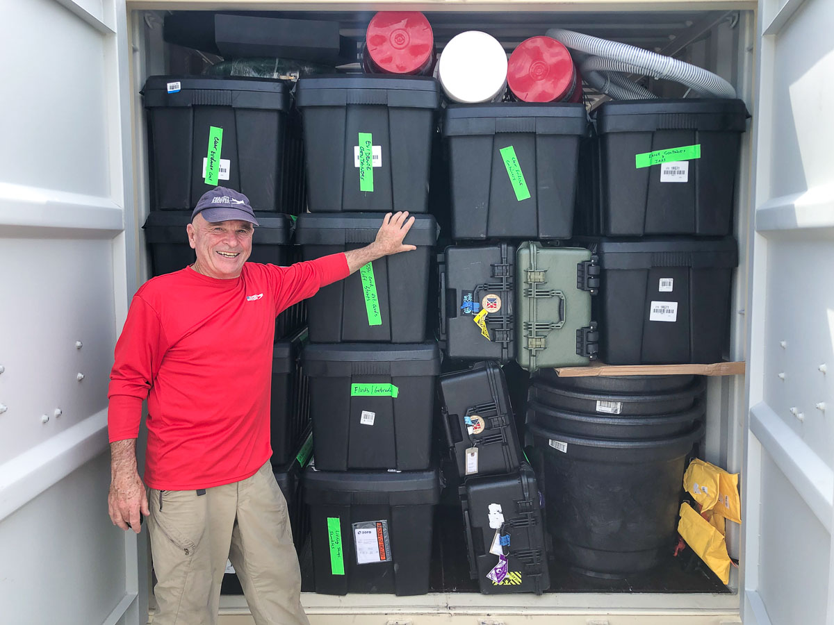 Dan Full Container