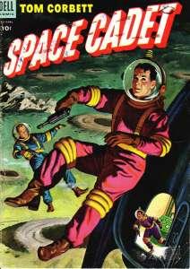 Tom Corbett, Space Cadet #9, Feb-Apr 1954