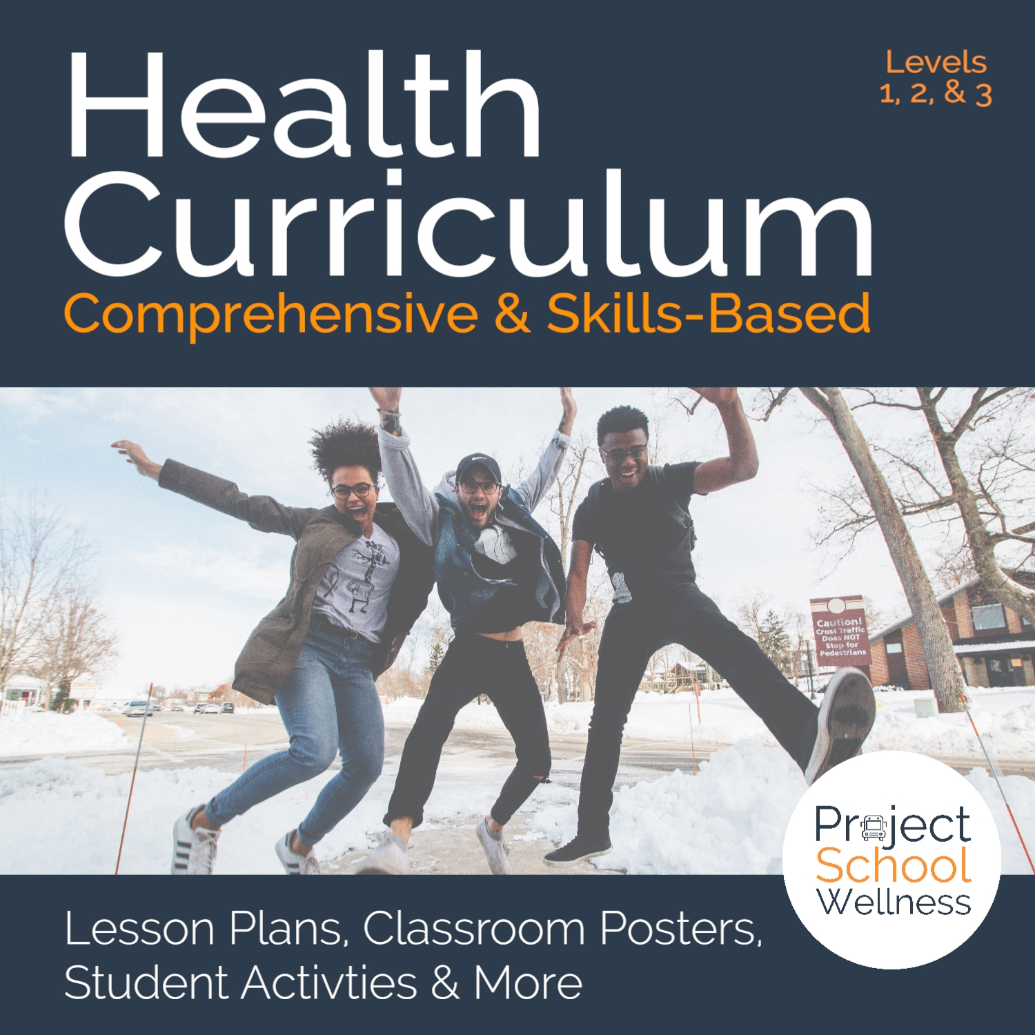 PSW Store - Comprehensive & Skills-Based Health Curriculum