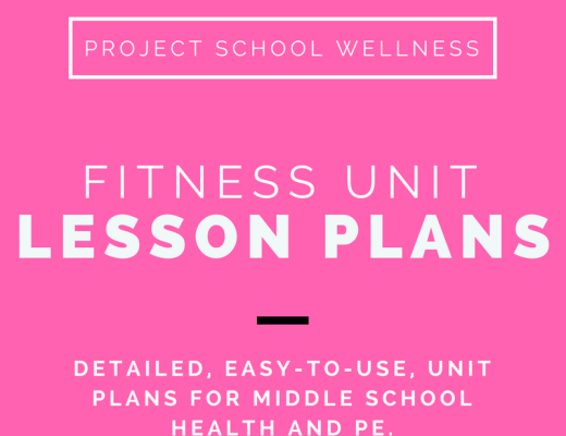 Fitness Unit Lesson Plans - Engaging, easy-to-use middle school pe lesson plans. Fitness Unit!