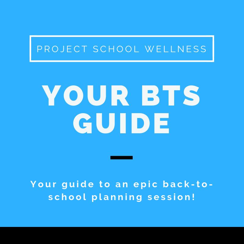 Back-to-school resource round up!