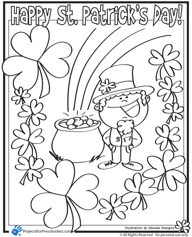 happy st patrick 39 s day projects for preschoolers