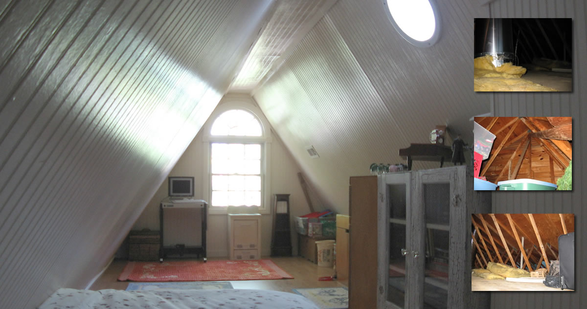 Project: Turning the Attic into a Playroom