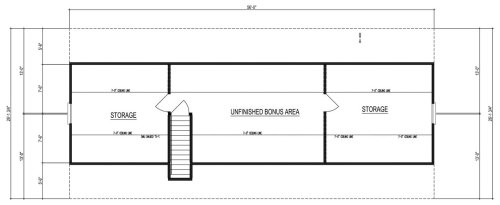Edited Noble Cape Modular Home plans upstairs