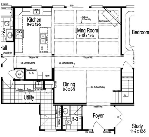 The Maiden II Floor Plans - Modular Homes: The Maiden II at Premier Homes of the Carolinas – Project Small House