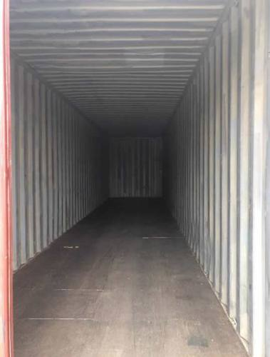 Inside a Shipping Container - Project Small House