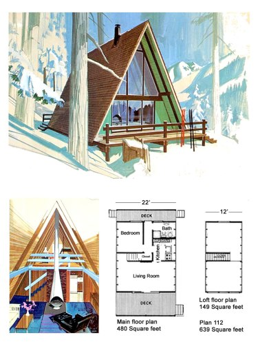 Classic Design for a Low-Budget A-Frame – Project Small House