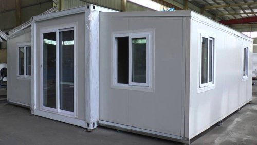 Expandable Container House – Project Small House