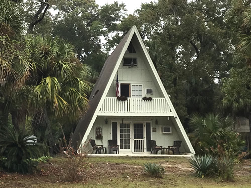 A-Frame House on Hilton Head Island – Project Small House