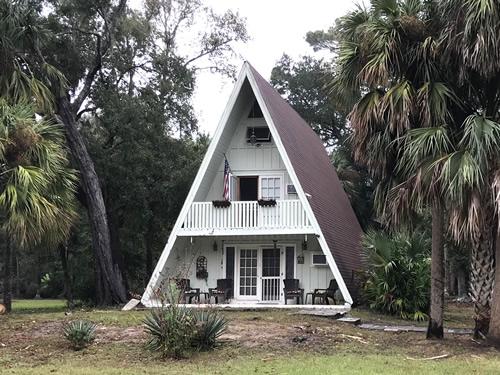 A-Frame House on Hilton Head Island – Project Small House