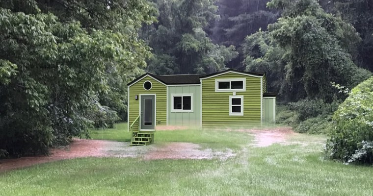 Flood-proof Tiny House: Planning the Location