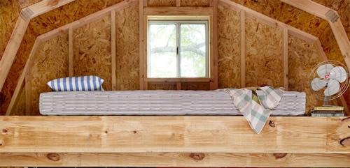Loft in the Sundance Series Barns
