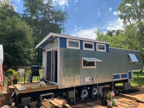 2017 Tiny House on Facebook Marketplace