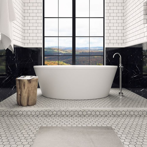"OVE Decors 57497 Marilyn 67"" Freestanding Tub"