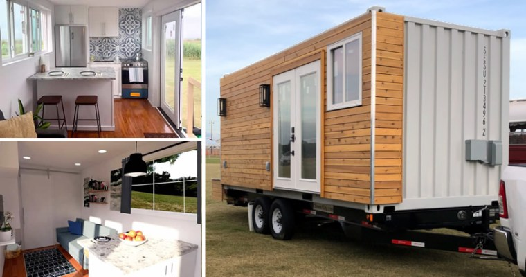 Casa Cubed Shipping Container Homes