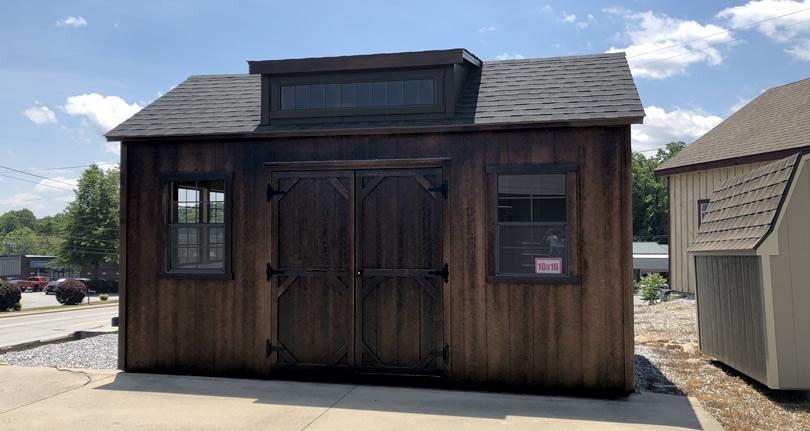 LP Smart Cottage from Carolina Storage Solutions