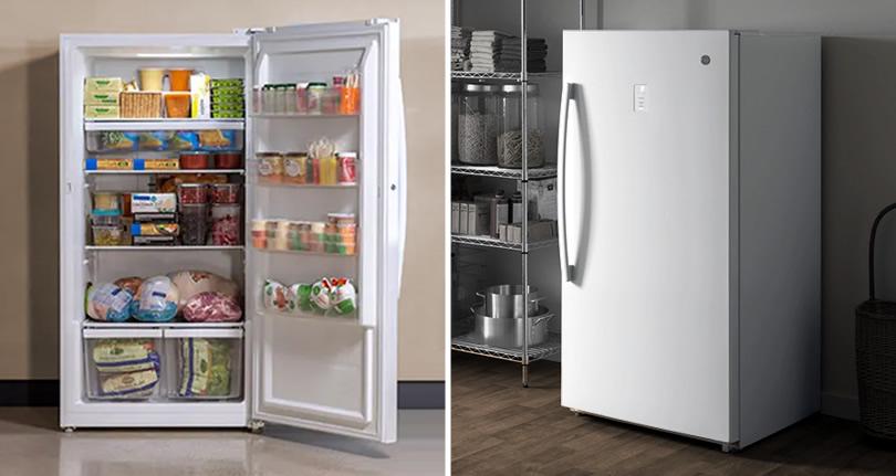 The Best Freezer Price Per Cubic Foot