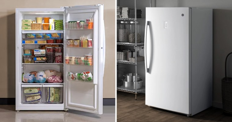 The Best Freezer Price Per Cubic Foot