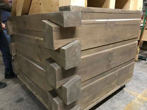 Log Cabins for Less - Choose your Log Profile and Corner System