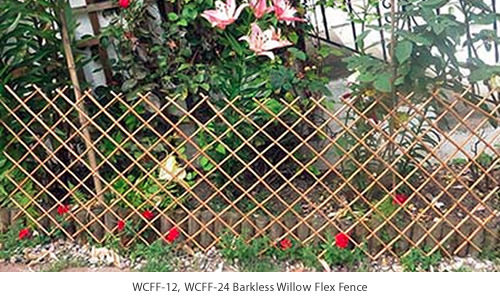 WCFF-12, WCFF-24 Willow Expandable Border