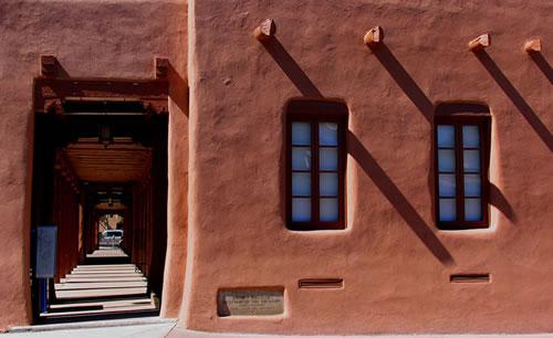 Southwestern Adobe in Santa Fe Photo by Karol M, Arizona