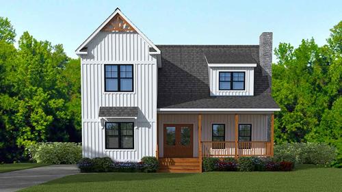 Nationwide Homestead Farmhouse I