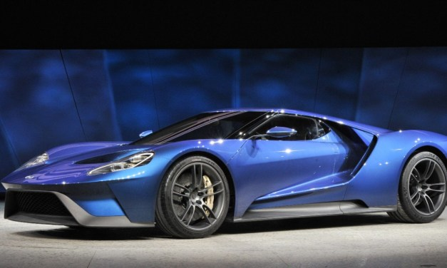 Ford GT is Here