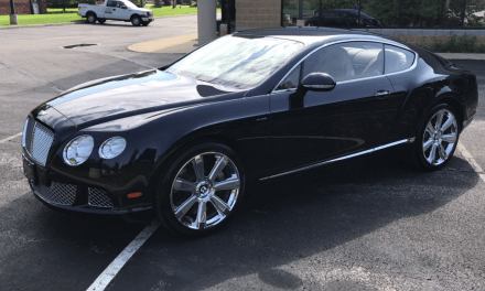 Detailer's Corner – Ceramic Pro Application to 2010 Bentley