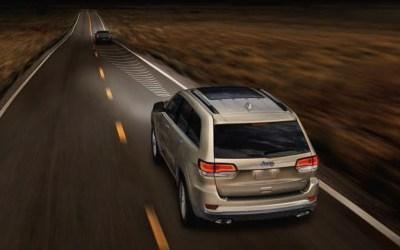Adaptive Cruise Control – Jeep Grand Cherokee