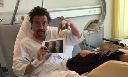 Richard Hammond Injured in Grand Tour Crash in Switzerland