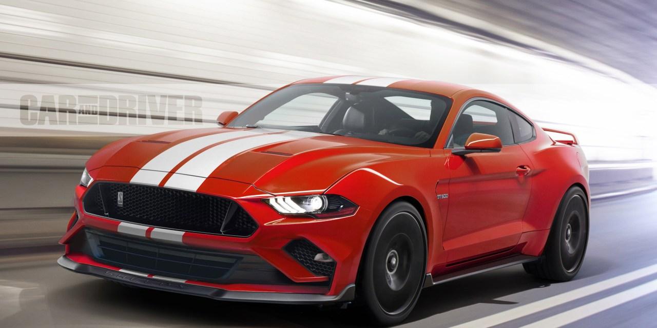 2018 Mustang Specs