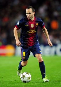 Andres-Iniesta-Pics-211x300 Few Footballers Who Can Never Be Hated