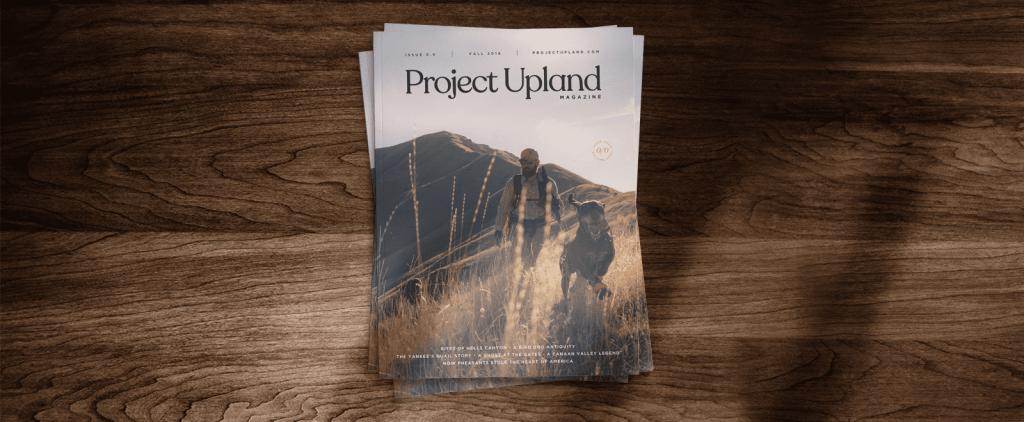 Project Upland Magazine